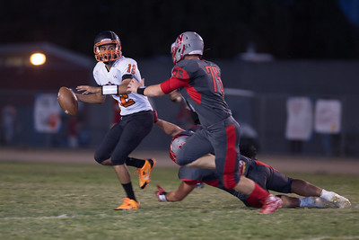 Wasco vs North High Varsity Football-1830
