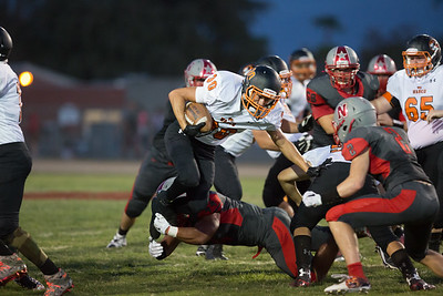 Wasco vs North High Varsity Football-1821