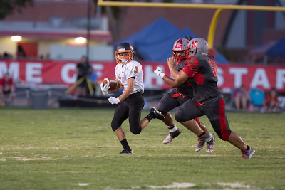 Wasco vs North High Varsity Football-1815