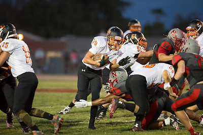 Wasco vs North High Varsity Football-1820