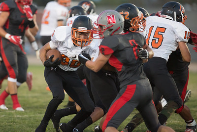 Wasco vs North High Varsity Football-1796