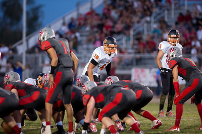Wasco vs North High Varsity Football-1811