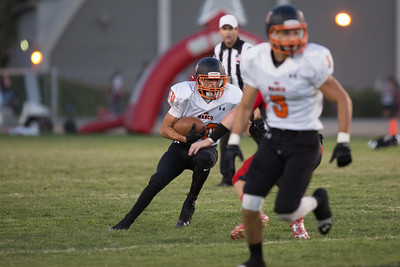 Wasco vs North High Varsity Football-1799