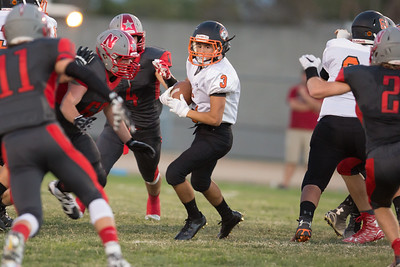 Wasco vs North High Varsity Football-1792