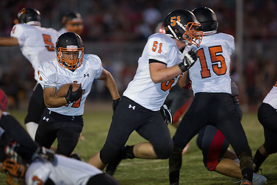 Wasco vs North High Varsity Football-1825