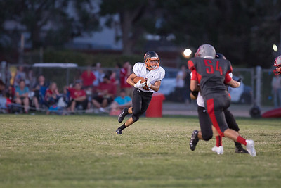 Wasco vs North High Varsity Football-1813