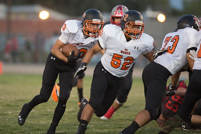 Wasco vs North High Varsity Football-1795