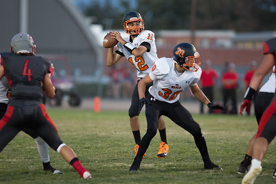 Wasco vs North High Varsity Football-1803