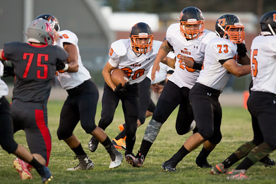 Wasco vs North High Varsity Football-1793