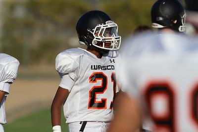 Wasco vs North High Junior Varsity Football-1272