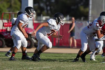 Wasco vs North High Junior Varsity Football-1285
