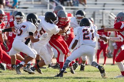 Wasco vs North High Junior Varsity Football-1250