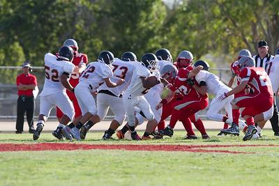 Wasco vs North High Junior Varsity Football-1232