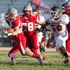 Wasco vs North High Junior Varsity Football-1691