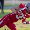 Wasco vs North High Junior Varsity Football-1711