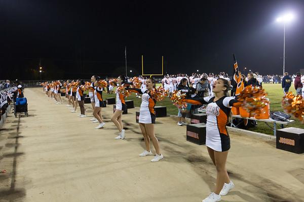 Wasco vs Shafter Varsity Football 2015