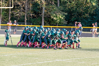 Oct 12 Playoff vs Porter Ridge