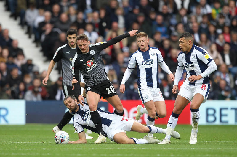 West Brom vs Reading 06/10/18