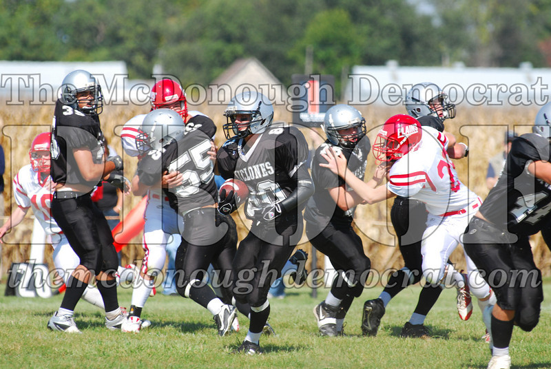 West Prairie Homecoming vs Pleasant Plains 10-04-08 059