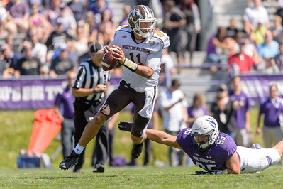 Western Michigan Broncos @ Northwestern Wildcats 09.03.16