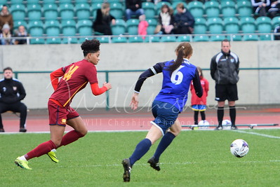 League Cup Final: Cardiff Met vs Abergavenny