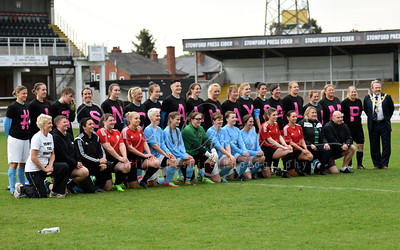 Its Not Always A Lump Charity Match
