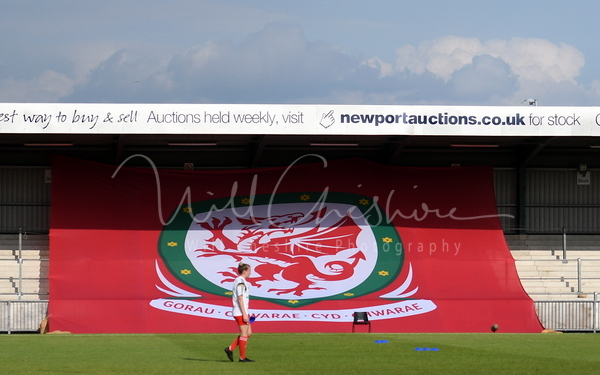 Wales v Russia