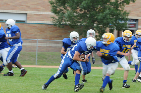 Woodbury Middle School Football