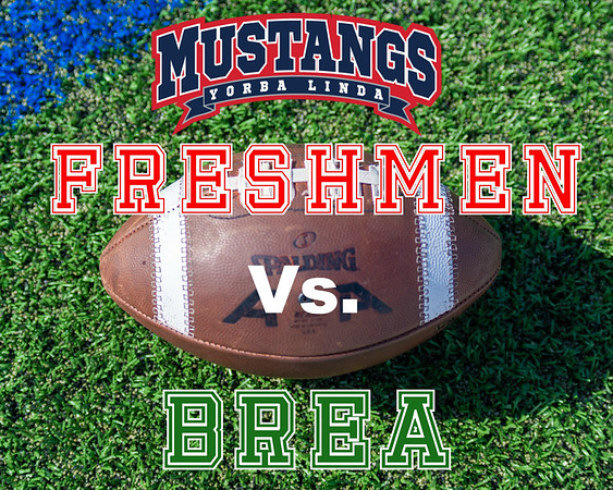 Frosh vs Brea 10-10-19