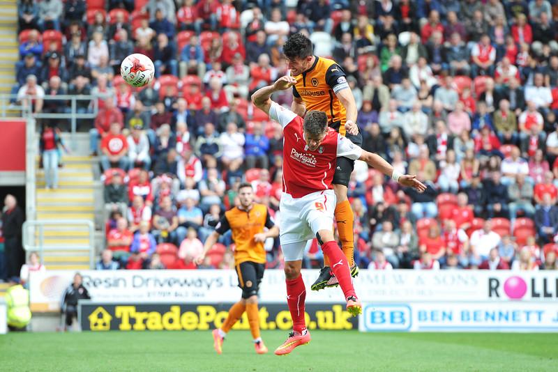 Alex Revell - Rotherham United v Wolverhampton Wanderers 16/08/14