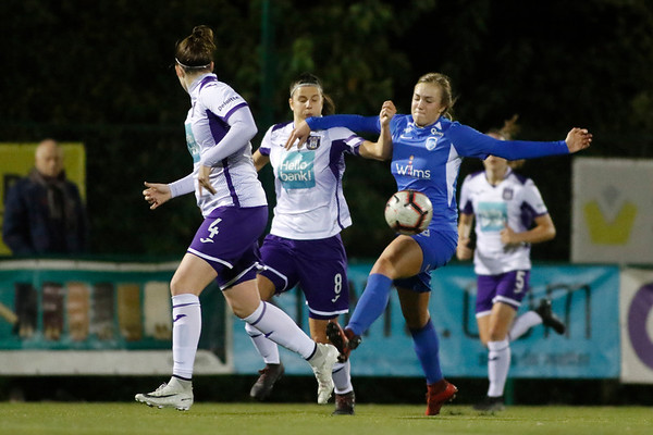 KRC Genk Ladies  - RSC Anderlecht Women