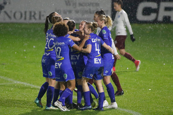KAA Gent Ladies  - KRC Genk Ladies