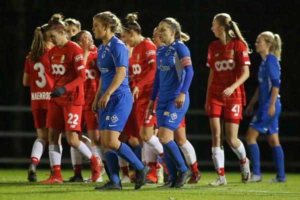 Standard De Liege  - KRC Genk Ladies