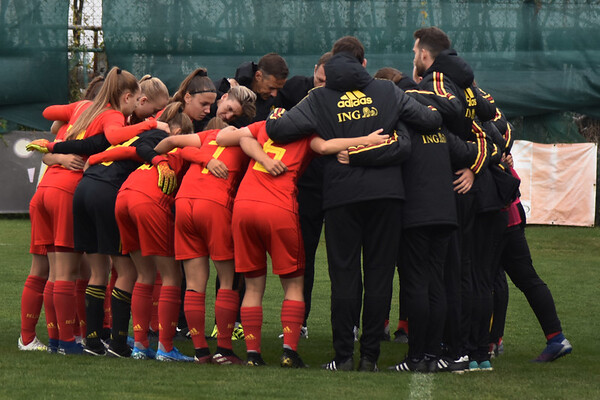 Belgian Red Flames U19 - Armenia U19