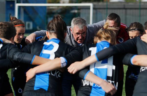 Club Brugge Vrouwen -  Standard De Liege