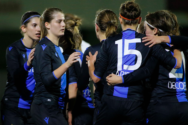 OHL Leuven vs Club Brugge Vrouwen