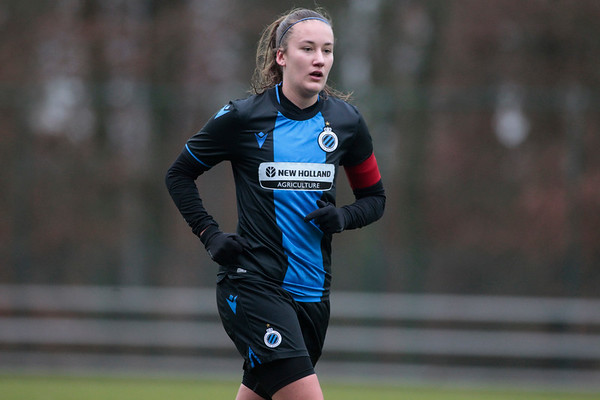 Standard De Liege - Club Brugge Vrouwen
