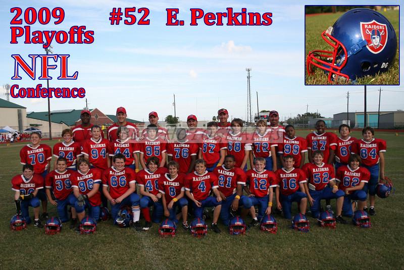 E Perkins