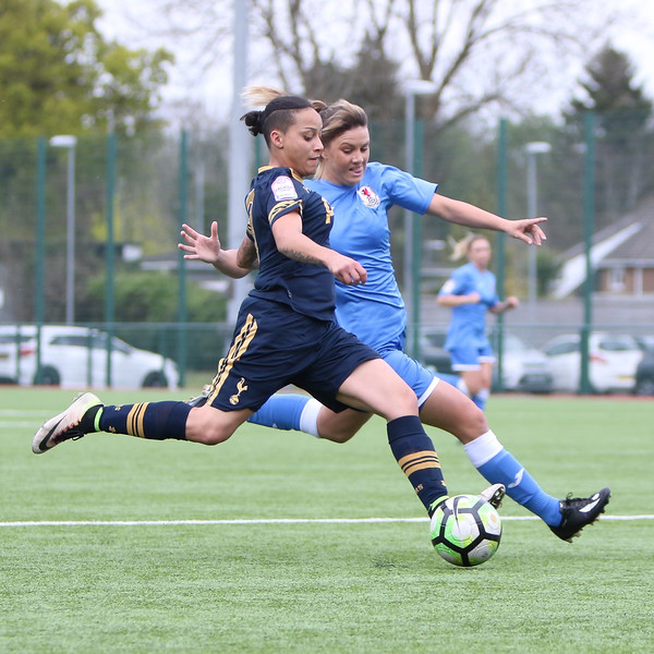 Tottenham Hotspur Ladies vs Cardiff City Ladies