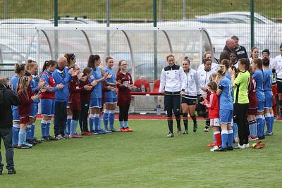 Cardiff City Ladies FC vs Tottenham Hotspur Ladies