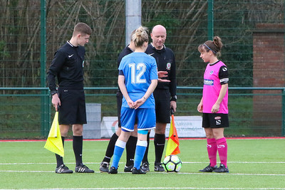 Cardiff City Ladies vs Portsmouth LFC