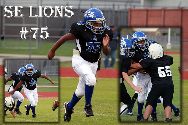 JV Lions #75