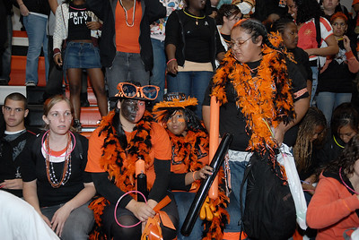 Homecoming Rally - October 12th, 2007