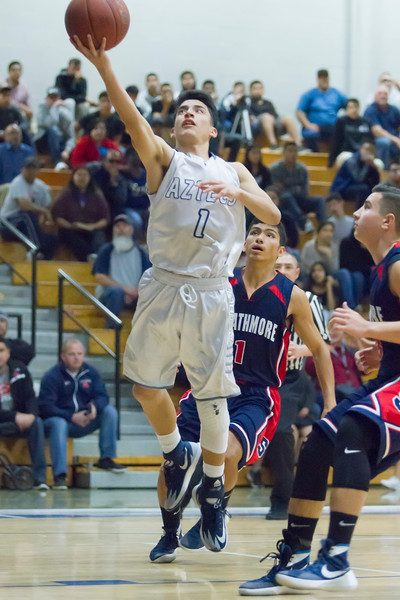 2016 CIF Division V Boys Basketball Playoffs