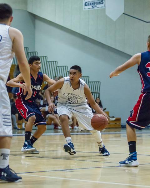 2016 CIF Division V Boys Basketball Playoffs