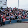 An overflow crowd of family and friends was on hand at the 2014 Strathmore High School Commencement Ceremony on May 23, 2014.