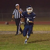 Farmersville scored a 41-39 victory over the visiting McFarland Cougars carried by a 163 yard and 1 TD effort by Victor Castrejon.