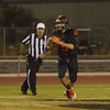 Woodlake QB Robby Stevenson threw for 226 yards and two touchdowns in the Tigers 31-20 victory over Sierra Pacific in ESL play.