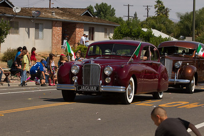 Several car clubs participated in the 2015 Woodlake Lions Rodeo Parade held on Saturday, May 9th in Woodlake.