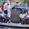 The 29th Annual Downtown Visalia Car Show was not just for big boys and their toys. Women were well represented as well.